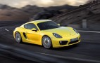 Porsche To Debut 4-Cylinder Cayman Turbo At The 2013 Frankfurt Auto Show?