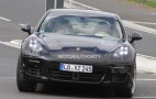 Porsche's Proposed Pajun Targeting Mercedes-Benz CLS: Report
