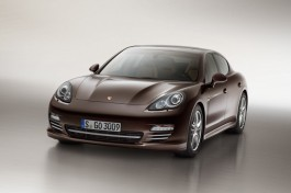2013 Porsche Panamera Platinum Edition
