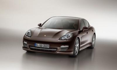 2013 Porsche Panamera Photos