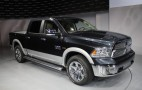2013 Ram 1500 Live Photos: 2012 New York Auto Show