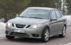 Spy Shots: 2013 Saab 9-3 Test-Mule