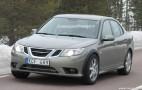 Spy Shots: 2013 Saab 9-3 Test-Mule