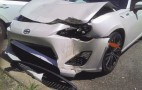 Has This Crash Resulted In The First Written-Off Scion FR-S?
