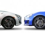 Scion FR-S Vs. Subaru BRZ