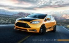 Shelby Goes Small With Custom Ford Focus ST: 2013 Detroit Auto Show