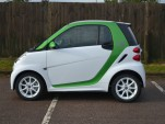 2015 Smart Electric Drive: Both ForTwo & ForFour Models