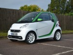 2013 Smart Electric Drive: Better Than Earlier Electric Smarts?