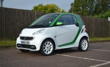 2013 Smart fortwo electric drive Photos