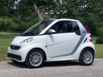 2013 Smart ForTwo Electric Drive Cabrio, Ann Arbor, Michigan, Aug 2013