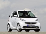2013 Smart ForTwo: Strong Enough To Wear A Full-Size SUV As A Hat
