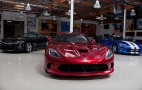 2013 SRT Viper Drops In At Jay Leno's Garage: Video