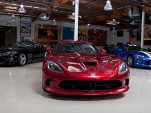 2013 SRT Viper GTS on Jay Leno's Garage