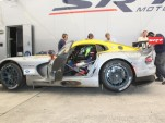 2013 SRT Viper GTS-R At Sebring winter test