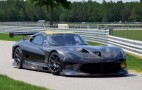 2013 SRT Viper GTS-R Completes First Track Session: Video