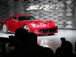 2013 SRT Viper live photo