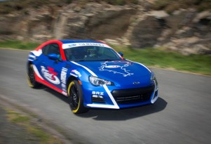2013 Subaru BRZ, Isle of Man, 2013