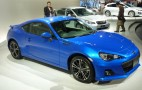 2013 Subaru BRZ Live Photos And Video: 2011 Tokyo Motor Show