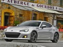 2013 Subaru BRZ 2-Door Coupe Premium Man