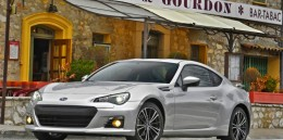 2013 Subaru BRZ