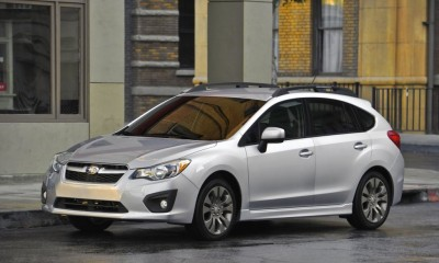 2013 Subaru Impreza Photos