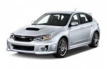 2013 Subaru Impreza WRX - STI 5dr Man WRX STI Angular Front Exterior View