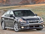 2013 Subaru Legacy: Walkaround Video