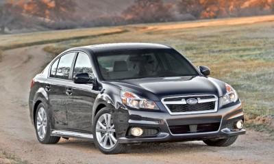 2013 Subaru Legacy Photos