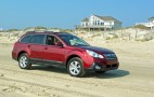 Subaru EyeSight: 2013 Outback Outshines In Outer Banks