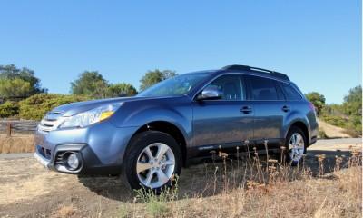 2013 Subaru Outback Photos