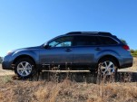 2013 Subaru Outback Video Road Test