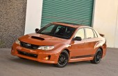2013 Subaru WRX Photos