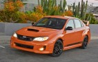 2013 Subaru WRX And STI Special Editions Put On Halloween Colors For SEMA