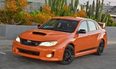 2013 Subaru WRX Photos
