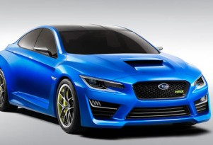 2013 Subaru WRX Concept
