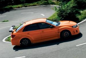 2013 Subaru WRX STI tS TYPE RA