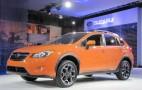 2013 Subaru XV Crosstrek Live Photos: 2012 New York Auto Show