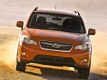 2013 Subaru XV Crosstrek Preview