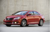 2013 Suzuki Kizashi Photos