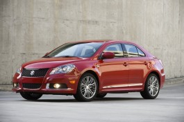 2013 Suzuki Kizashi