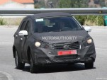 2013 Suzuki SX4 SportBack spy shots