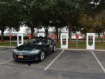 Tesla to charge for Supercharger parking if charging is over, sometimes