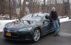 Life With 2013 Tesla Model S: Some Bikes Don't Fit