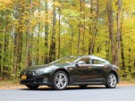 2013 Tesla Model S owned by David Noland, Catskill Mountains, NY, Oct 2015