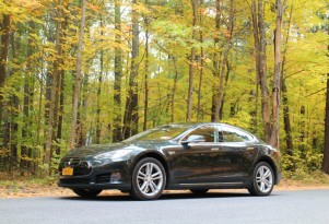 Life with Tesla Model S: replacing the drive unit (aka 'the funny noise')