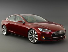 2013 Tesla Model S
