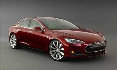 2013 Tesla Model S Photos