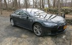 Life With Tesla Model S: Even After Update, Vampire Draw Remains