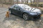 Life With Tesla Model S East-Coast Road Trip: Freeze In Slow Lane