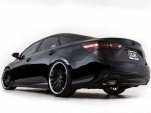 2013 Toyota Avalon by DUB Magazine, 2012 SEMA show